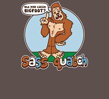 Sass Quatch Unisex T-Shirt