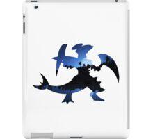 Mega Garchomp used Night Slash iPad Case/Skin