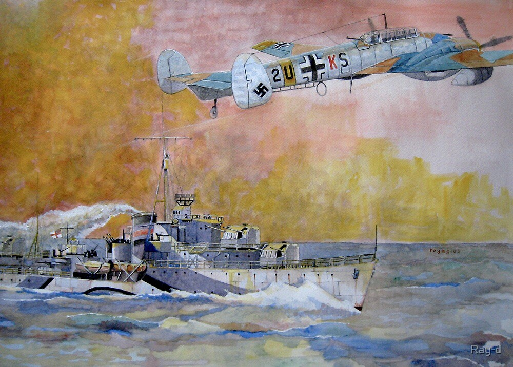 HMS Laforey by Ray-d
