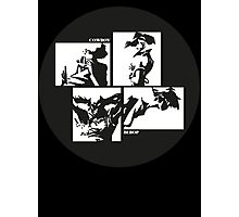 Cowboy Bebop - Space Cowboys Photographic Print