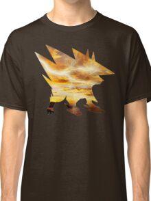 Mega Manectric Thunder Wave Classic T-Shirt