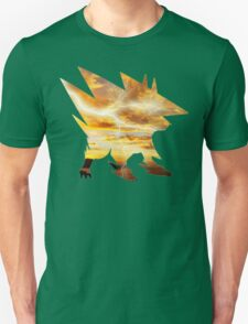 Mega Manectric Thunder Wave Unisex T-Shirt