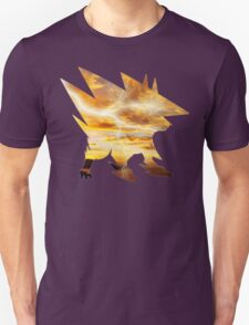 Mega Manectric Thunder Wave T-Shirt