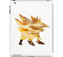 Mega Manectric Thunder Wave iPad Case/Skin