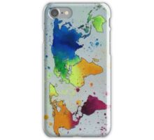 Global Coloring iPhone Case/Skin