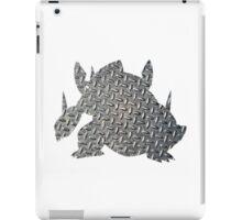 Mega Aggron used Metal Burst iPad Case/Skin