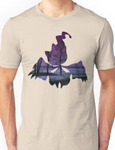 Mega Banette used Night Shade Unisex T-Shirt