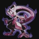 Mega Evolution Mewtwo by thedoormouse