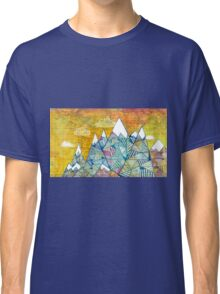 Maps and Mountains Classic T-Shirt
