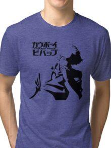 Cowboy Bebop Spike Tri-blend T-Shirt