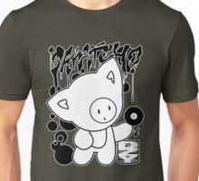 Cat Skratch Graf Unisex T-Shirt