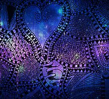 Heart Patterns by tropicalsamuelv