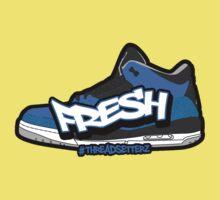 Powder Blue Fresh 3 Kids Clothes