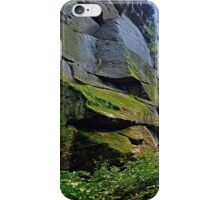 Mountain, granite rocks and pure nature | landscape photography iPhone Case/Skin