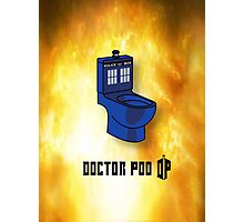 Doctor Poo Photographic Print