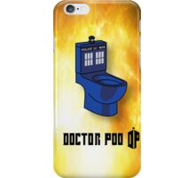 Doctor Poo iPhone Case/Skin
