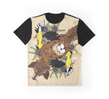 Fox and the Cradle Graphic T-Shirt