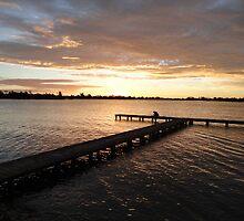 Lake Wendouree by Rob McGrath