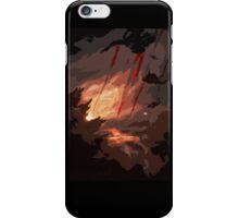 Godzilla Teaser Poster iPhone Case/Skin