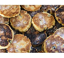 Welsh cakes Photographic Print