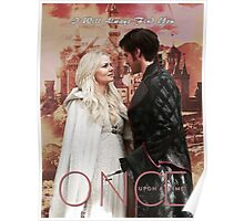 """""""I Will Always Find You"""" Camelot Design Poster"""