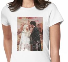 """""""I Will Always Find You"""" Camelot Design Womens Fitted T-Shirt"""
