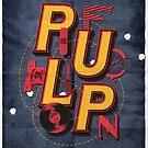 Pulp Fiction by Kris Miklos
