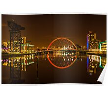 The Clyde Arc Poster