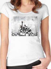 WEIRD 30 Women's Fitted Scoop T-Shirt