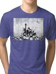 WEIRD 30 Tri-blend T-Shirt