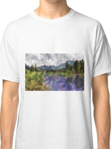Reflections of Nature Classic T-Shirt