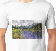 Reflections of Nature Unisex T-Shirt