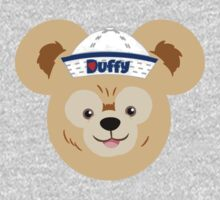 Duffy the bear with Mickey ears by sweetsisters