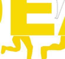 Breaking Bad - DEA Fun Run 2006 Sticker