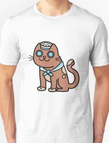 Sid the Sailor Cat T-Shirt