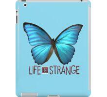 Life is Strange Butterfly iPad Case/Skin
