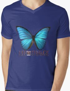 Life is Strange Butterfly Mens V-Neck T-Shirt