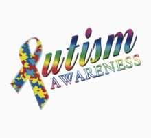 Autism Awareness by magiktees