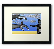 The Fate Framed Print