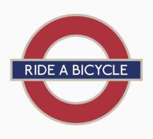 Ride a Bicycle by Lyubomir Gizdov