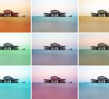 West Pier Montage by samcmoore