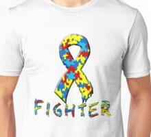 Autism Fighter Unisex T-Shirt