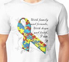 Autism Survivor Unisex T-Shirt