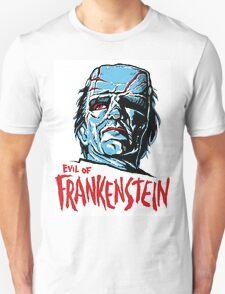 EVIL of FRANKENSTEIN T-Shirt