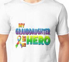 My Granddaughter Is My Hero Unisex T-Shirt