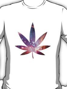 Cosmic Pot Leaf T-Shirt