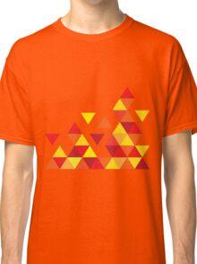 Triangular Flame Classic T-Shirt