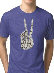 Dead Peace  Tri-blend T-Shirt