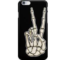 Dead Peace  iPhone Case/Skin