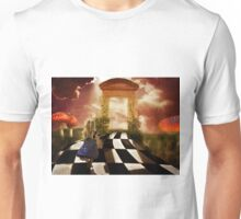 Alice in a Hurry Unisex T-Shirt